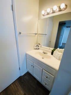 Cute Bathroom Vanity